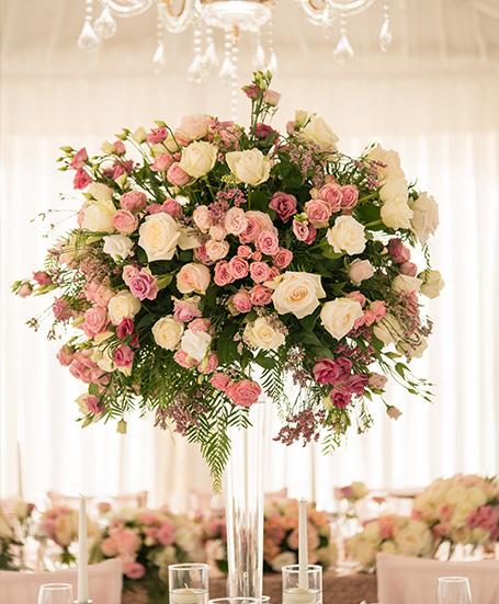 Garden weddings in Cyprus